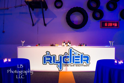 Ryder's Bar Mitzvah