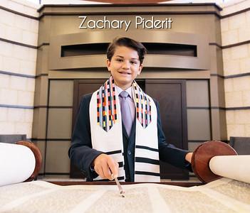 Zach Piderit Mitzvah Album Preview