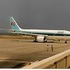 Rhodos july 87 Conair Airbus A300