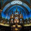 Basilique Notre-Dame, Montreal, Canada