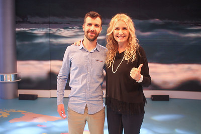 Daniele Macis e Licia Colò