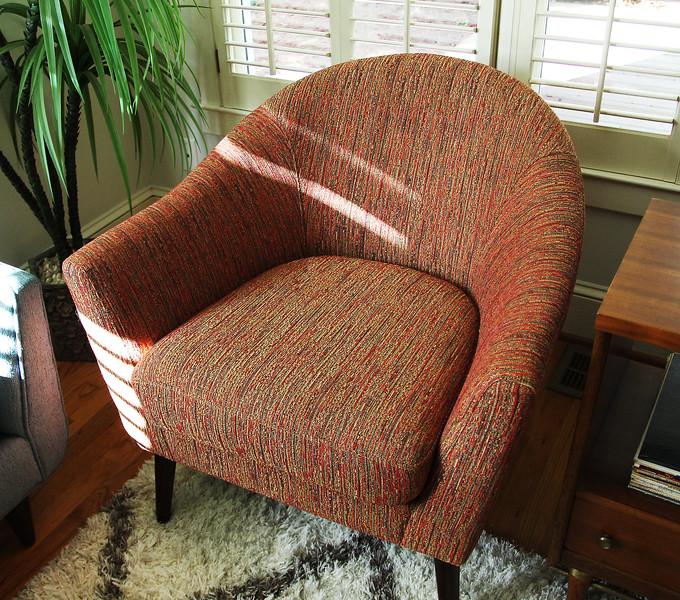Madison Park - Thompson Barrel Chair