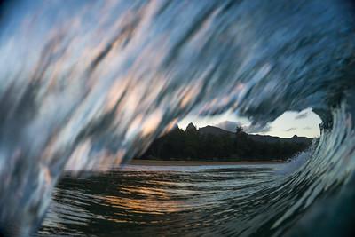 Kalalea sunset