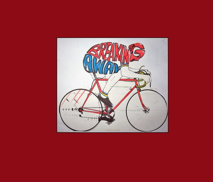 Breaking Away Movie Poster concept