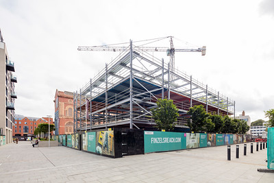 Construction and Progress images, Finzels Reach