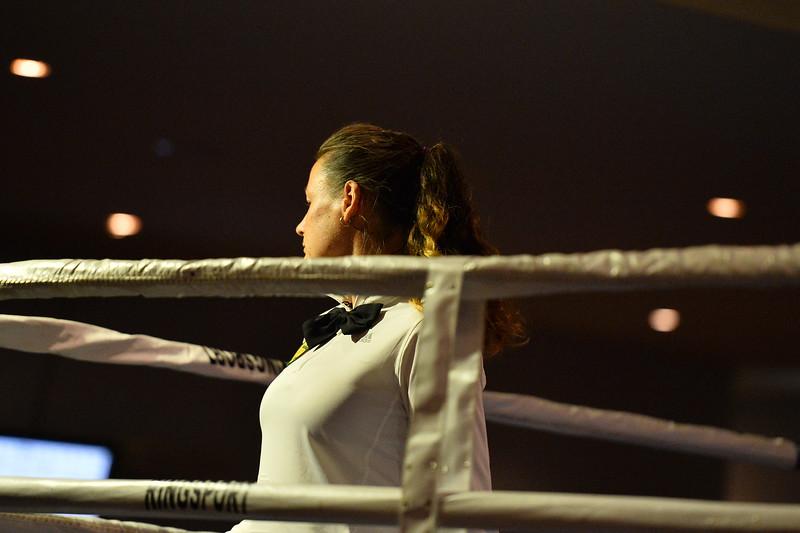 Fight night in Loxton