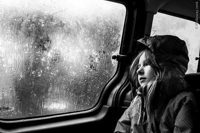 Rainy days melancholy