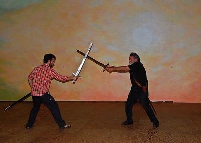 sword-fight