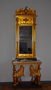 golden-antique-mirror
