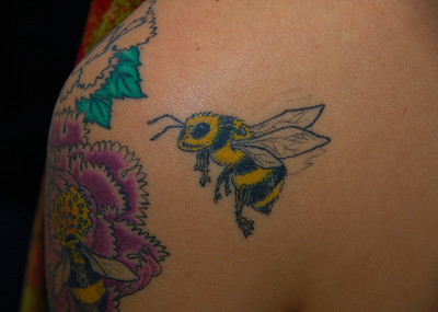 bee-tattoo