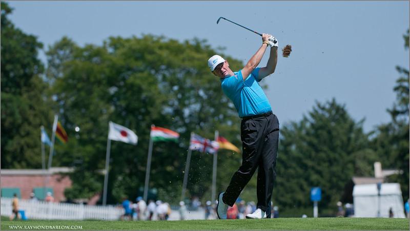 Ernie Els - 2012 British Open Champion