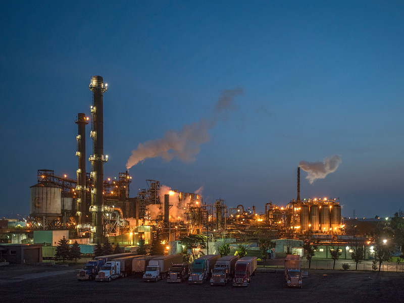 Hamilton Industrial scene 2560 share