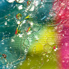 Macro. Bubbles