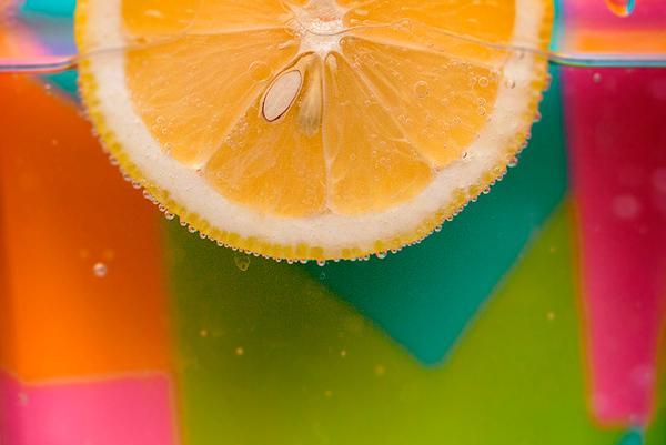 Macro  Lemon