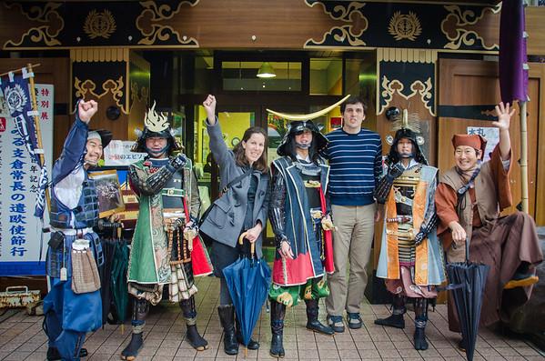 The Sendai Welcome Squad, Date Busho-tai