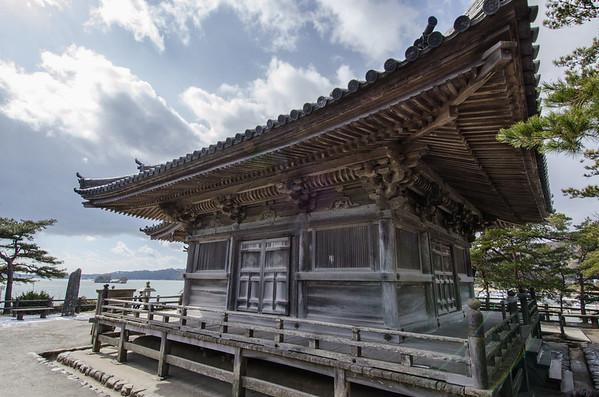 Godaido temple - Matsushima Bay, Japan