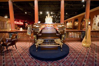 Conrad Tao at the Milhous Museum
