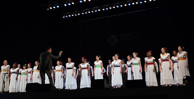 2015 Festival of the Arts BOCA presents Concert: Young People's Chorus of New York City and Beethoven's Ninth Symphony With Master Chorale of South Florida & Festival Orchestra Boca, Constantine Kitsopoulos, Conductor