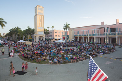 Boca Raton SUMMER SERIES  with Dave Matthews Tribute Band