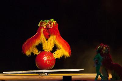 2013 Festival of the Arts BOCA presents THE PEKING ACROBATS