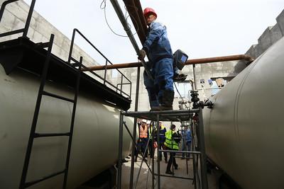 2020 оны есдүгээр сарын 8.  Ерөнхий сайд эрчим хүчний салбарын 2020-2021 оны өвөлжилтийн бэлтгэл ажлын явц, холбогдох байгууллагуудын ажилтай танилцлаа. ГЭРЭЛ ЗУРГИЙГ Б.БЯМБА-ОЧИР/МРА
