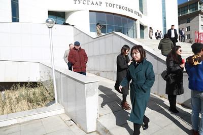 2020 оны аравдугаар сарын 22. Нийслэлийн Засаг дарга бөгөөд Улаанбаатар хотын захирагчийн албан тушаалд Д.Сумьяабазар 100 хувь дэмжлээ. ГЭРЭЛ ЗУРГИЙГ Д.ЗАНДАНБАТ/MPA