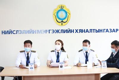 2020 оны есдүгээр сарын 4. НМХГ-аас агаар  бохирдуулагч эх үүсвэрүүдэд хийсэн  хяналт шалгалтын дүнгийн талаар мэдээлэл хийлээ.  ГЭРЭЛ ЗУРГИЙГ Д.ЗАНДАНБАТ/MPA