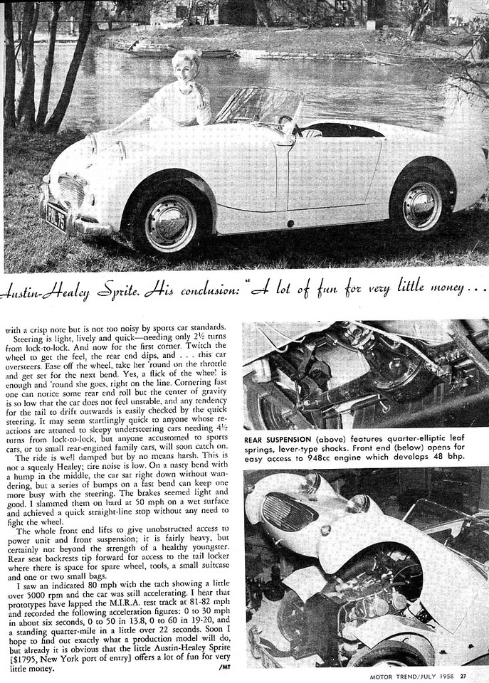 Motor Trend 1958 July 3