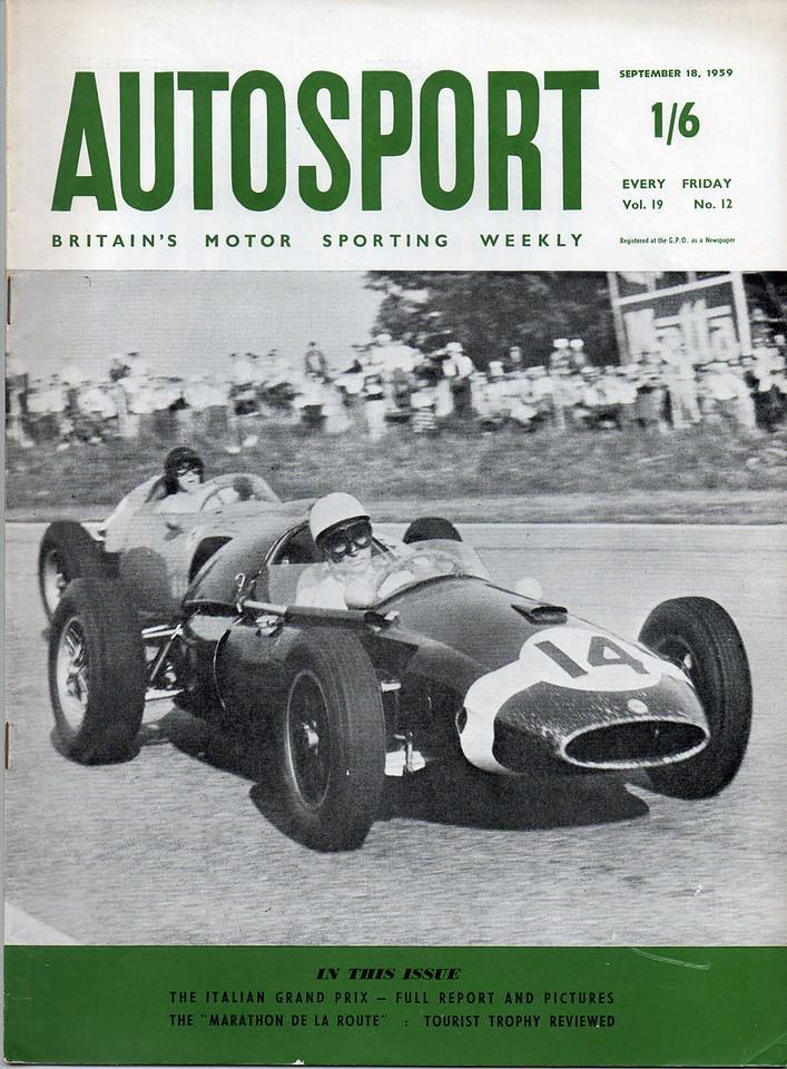 Autosport, 1959, September 18 1