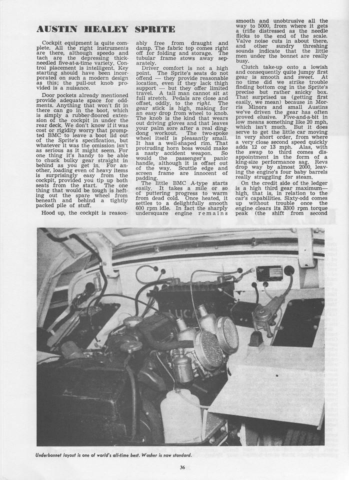Sports Car World (Australia) 1960 June 4