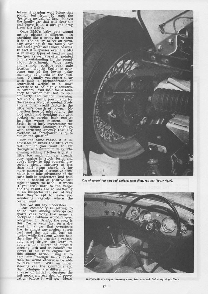 Sports Car World (Australia) 1960 June 4