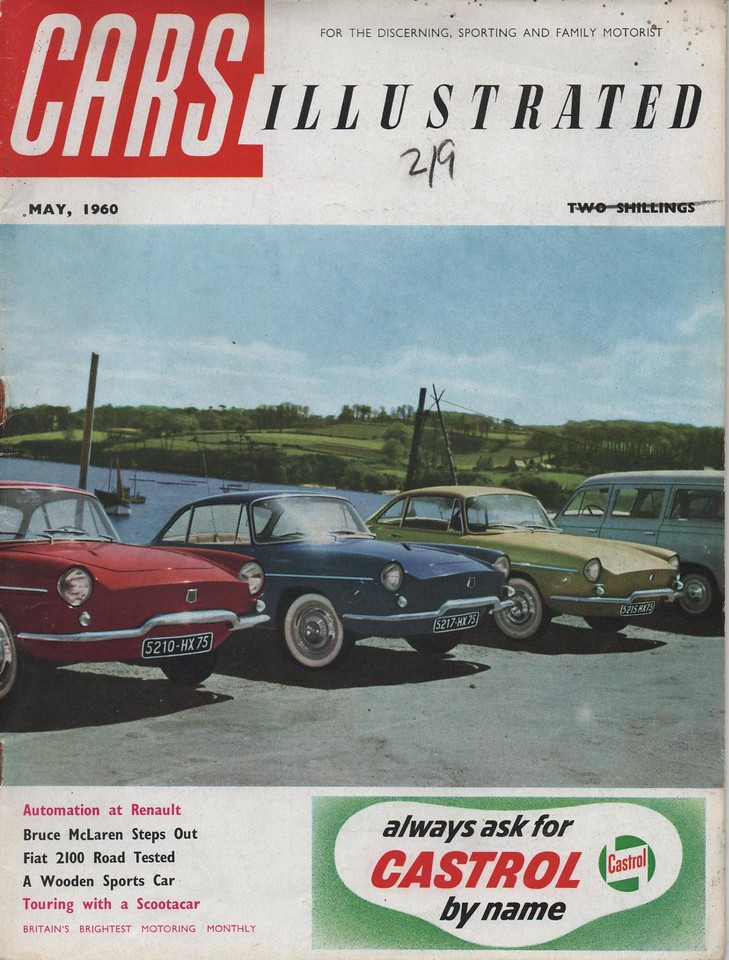 Cars Illustrated 1960 May
