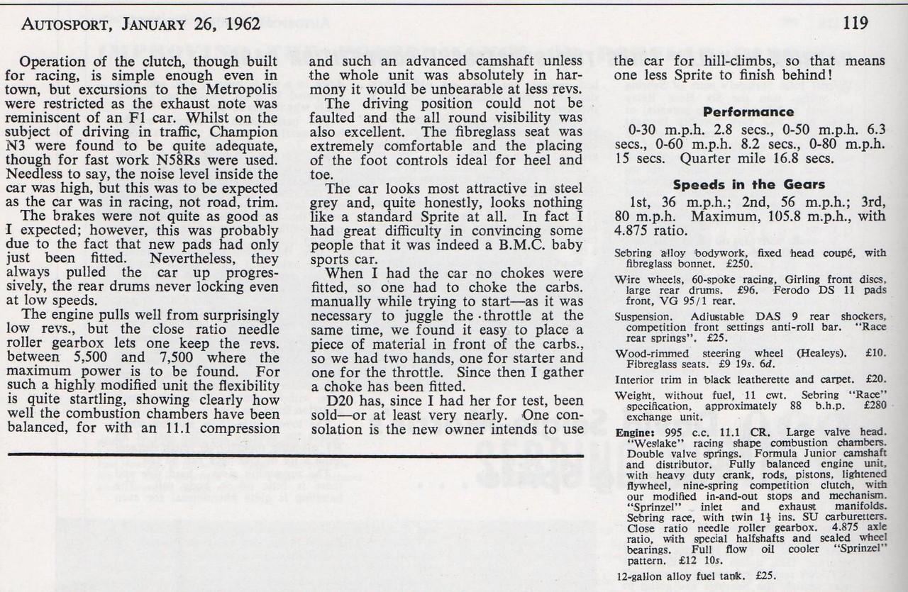 Autosport 1962 Jan 26th 3