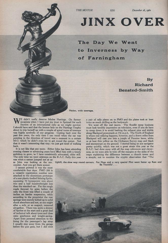 Motor 1960 December 28 2