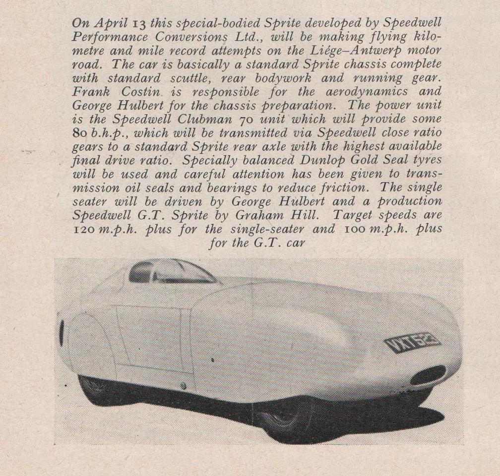 Cars Illustrated 1960 April UK 6