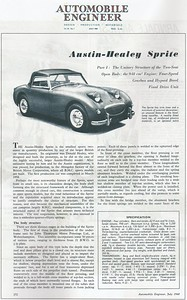 Automobile Engineer 1960 July 2