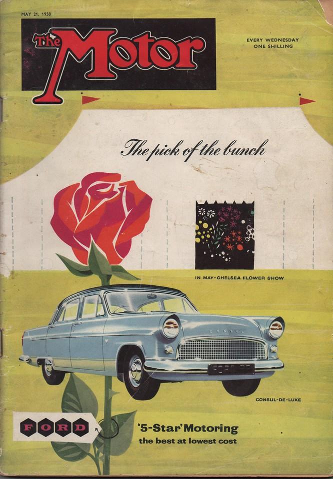 Motor 1958 May 21 1