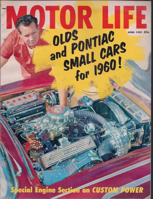 Motor Life 1959 April