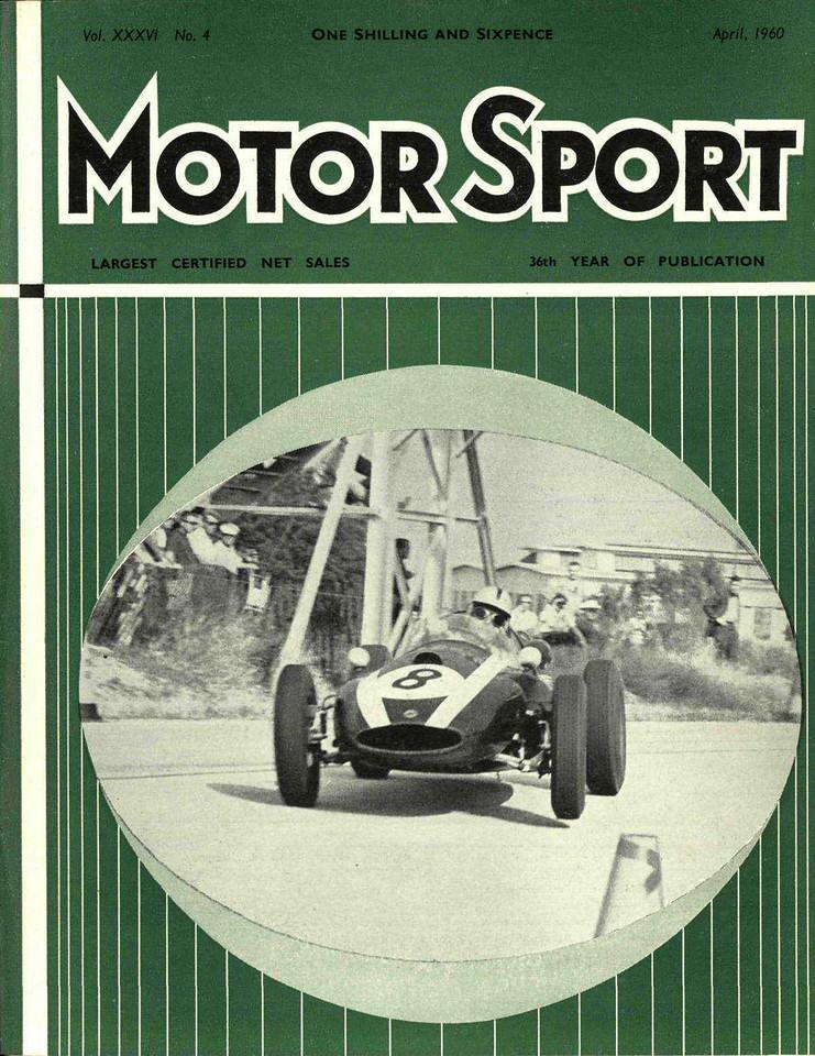MotorSport 1960 April 1