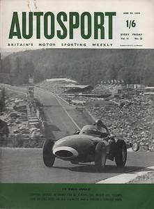 Autosport 1958 June 20
