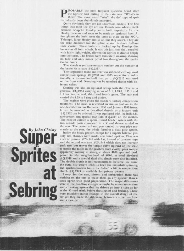 Sports Car Illustrated USA 1959 June 1