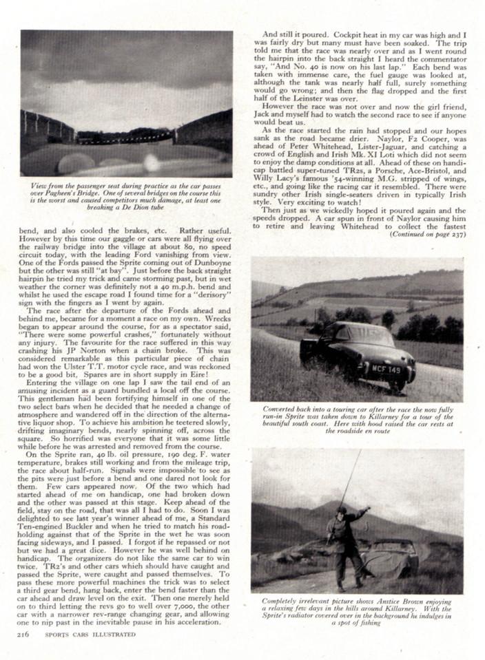 Sports Cars Illustrated UK 1958 December 4