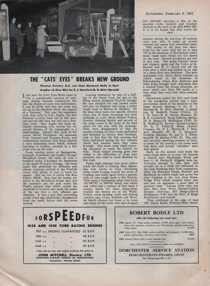 Autosport 1962 February 9 2