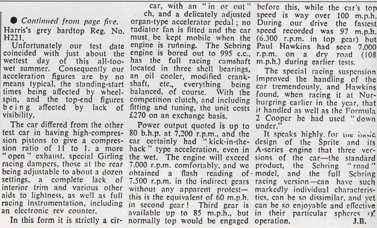 Motoring news 1960 August 25th 3