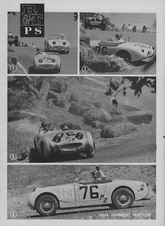 Road & Track 1961 February 3