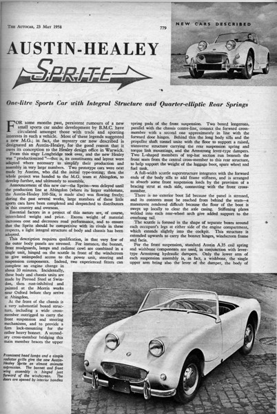 Frogeye Period Articles