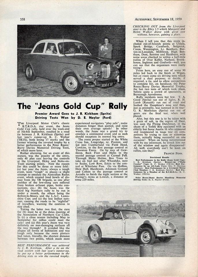 Autosport, 1959, September 18 3
