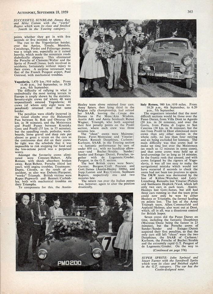 Autosport, 1959, September 18 5