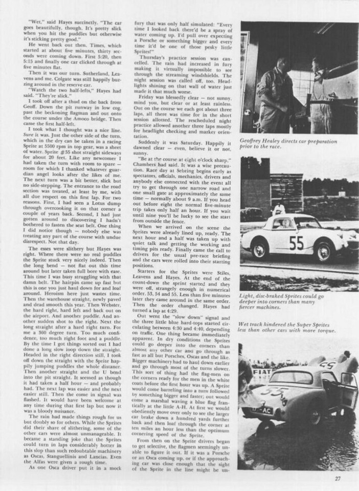 Sports Car Illustrated USA 1959 June 3