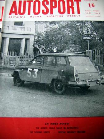 Autosport 1961 February 10th 1